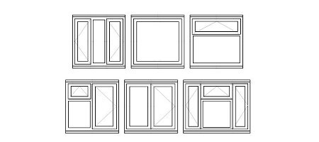 Designs design timber for Window design cad